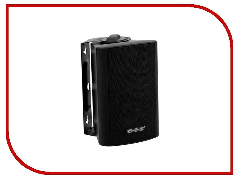 Колонки Omnitronic WP-4S PA Wall Speaker Black wp