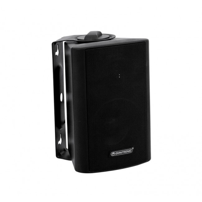 Колонки Omnitronic WP-4S PA Wall Speaker Black creative wp 350 black