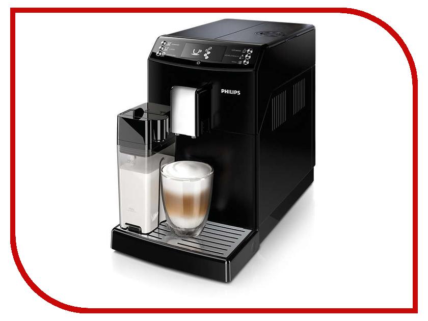 Кофемашина Philips EP3558/00 кофемашина philips ep3558 00 black