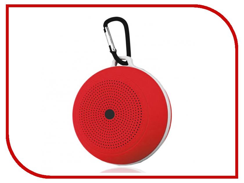 Колонка Perfeo Spot Red PF-BT-ST-RD мышь perfeo parad usb white red pf 953 wop w r