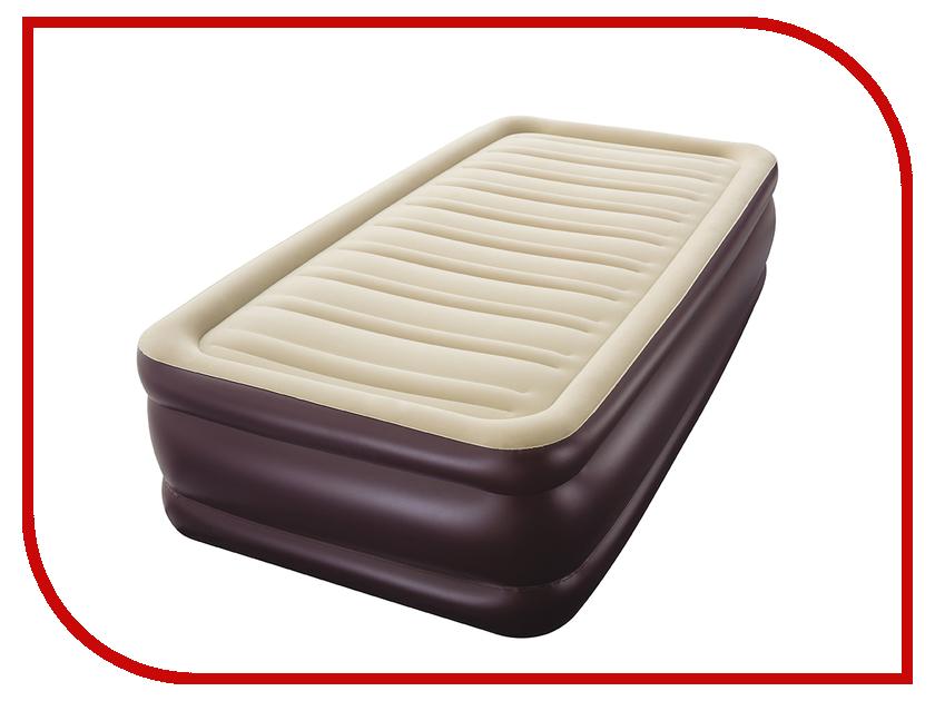 Надувной матрас BestWay Cornerstone Airbed 191x97x43 67596 надувная кровать bestway 67600 bw cornerstone airbed 203х152х43 см встроенный электронасос уп 2