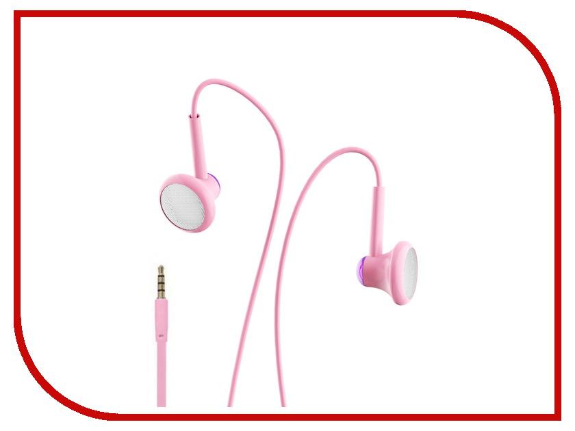 Гарнитура JoyRoom JR-EL123 Pink