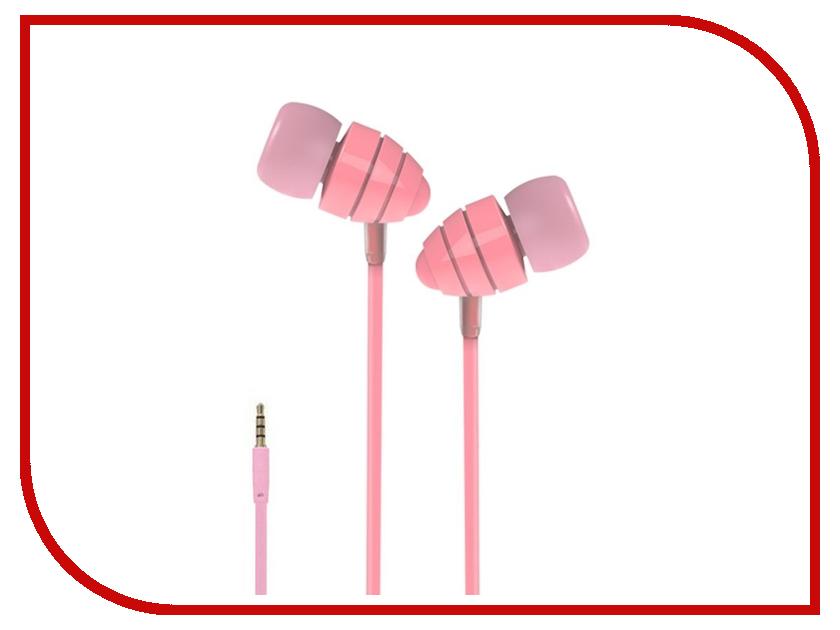 JoyRoom JR-EL112 Pink гарнитура joyroom jr el112 black