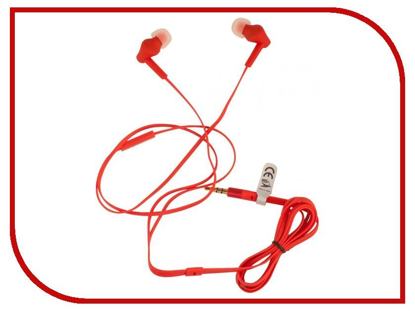 Гарнитура JoyRoom JR-EL106 Red