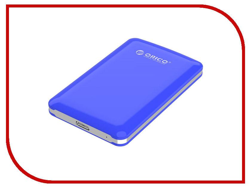 Аксессуар Контейнер для HDD Orico 2579S3-BL корпус для hdd orico 9528u3 2 3 5 ii iii hdd hd 20 usb3 0 5