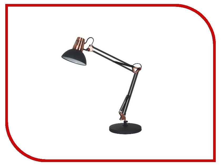 Настольная лампа Camelion KD-431A С62 Black-Copper цена