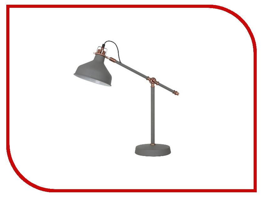 Настольная лампа Camelion KD-425 С73 Grey-Copper лампа настольная camelion kd 017bс02