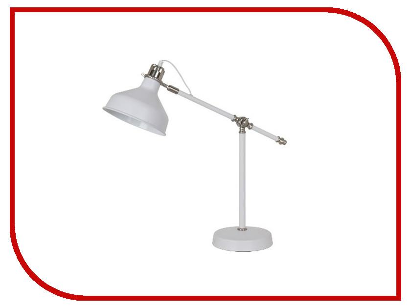 Настольная лампа Camelion KD-425 С71 White-Chromium лампа настольная camelion kd 017bс02