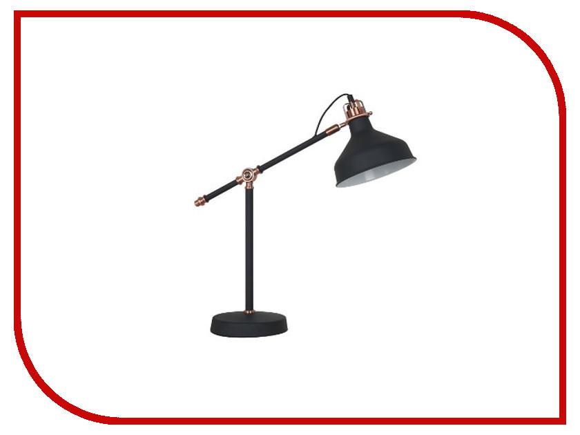 Настольная лампа Camelion KD-425 C62 Black-Copper настольная лампа camelion kd 816 c03 silver