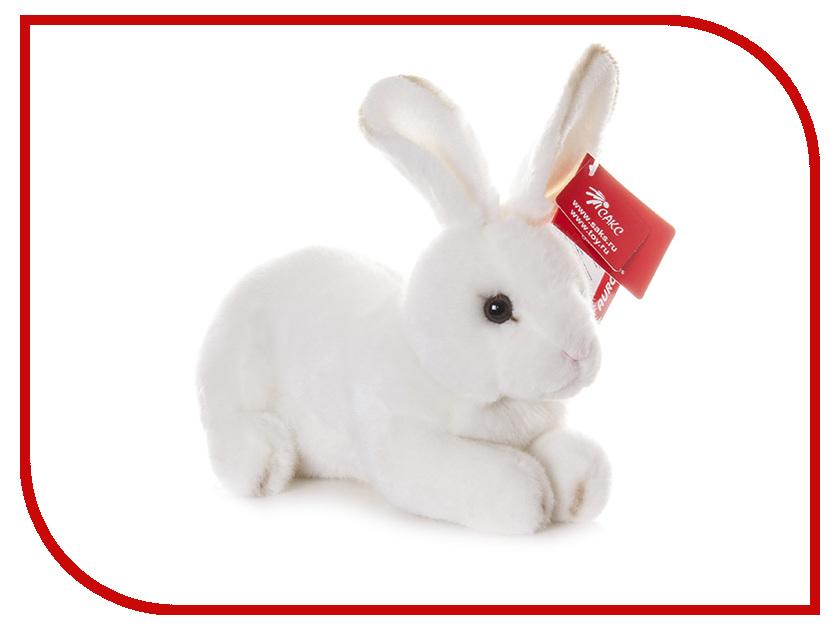 Игрушка Aurora Кролик 25cm White 25-301 aurora 25 301 аврора кролик белый 25 см