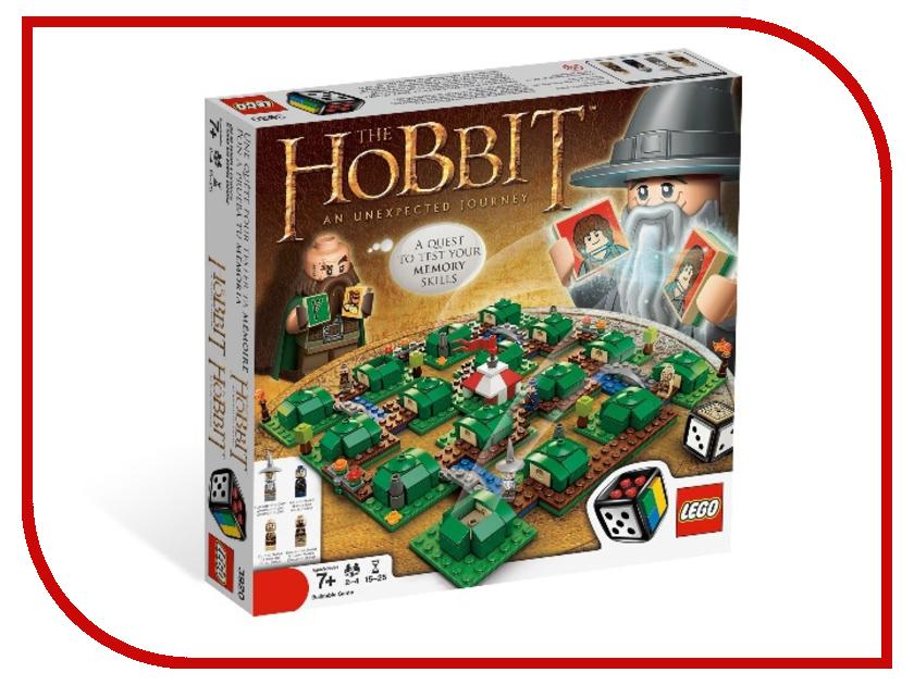 Конструктор Lego Хоббит Нежданное путешествие 3920 конструктор lego bionicle 71306 похату объединитель камня