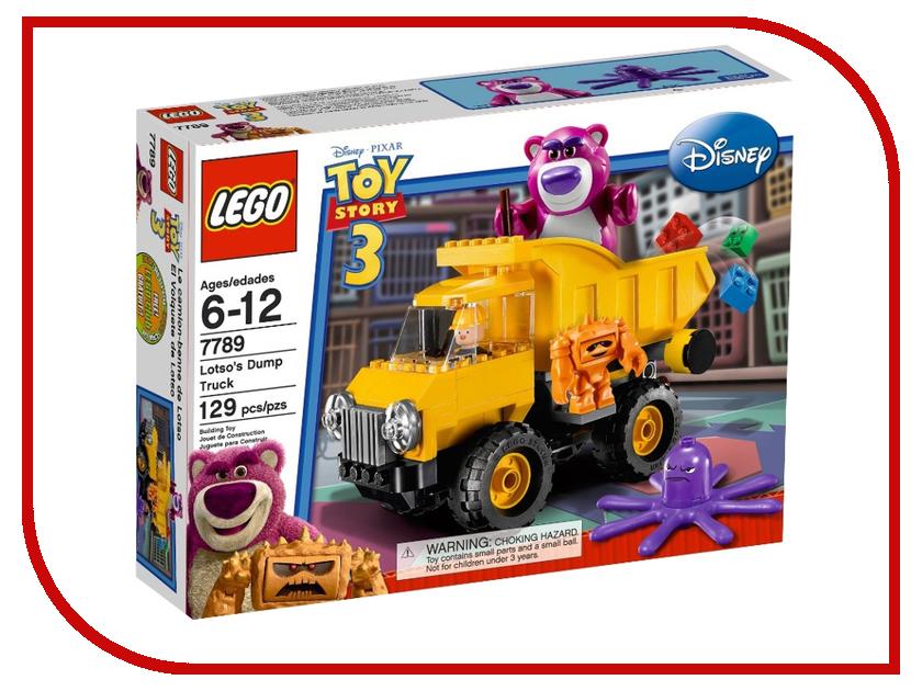 Конструктор Lego Lotsos Dump Truck 7789 pilotage конструктор cada technic dump truck