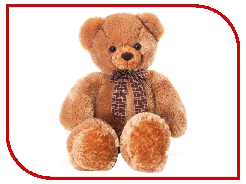 игрушка Aurora Медведь с бантом 69cm 30-149 aurora медведь медовый с бантом 69см 30 249