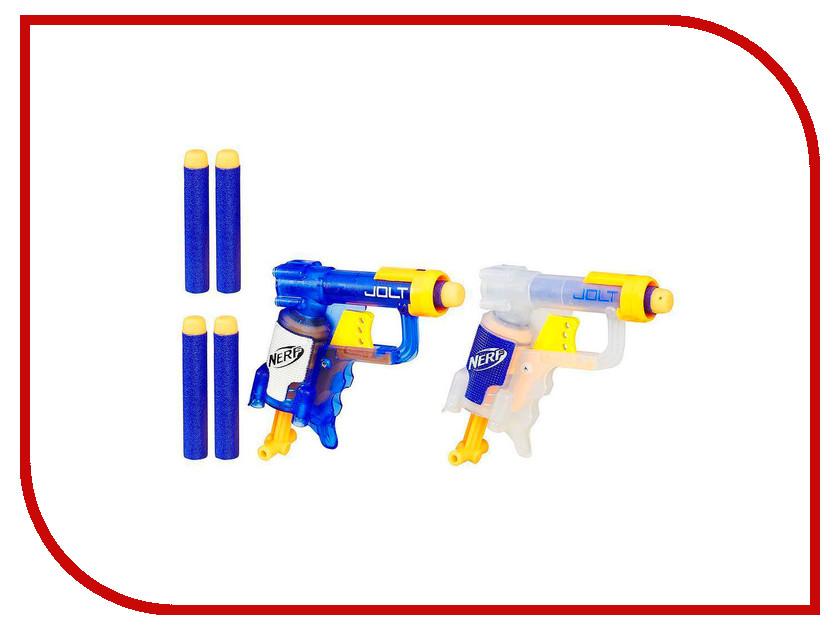 Игрушка Hasbro Nerf Бластер Элит Джолт 2 B5817 hasbro nerf a6636 нерф зомби страйк мишени джолт бластер