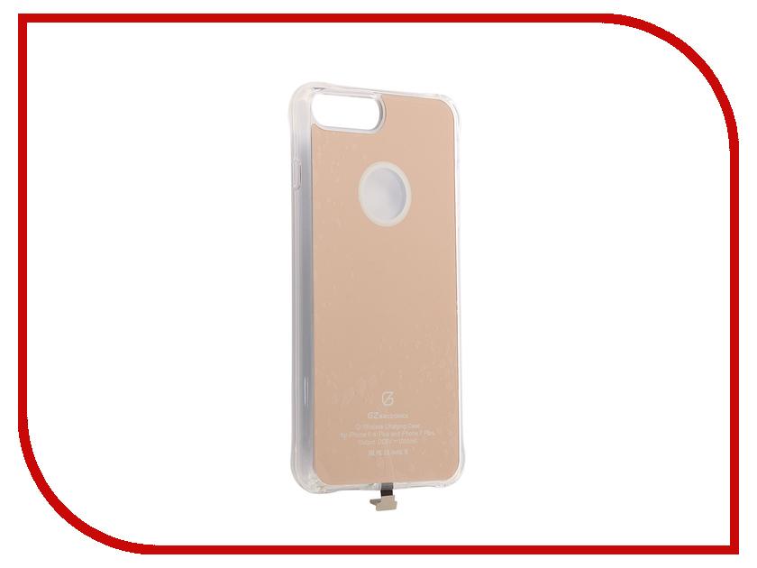 Аксессуар Чехол GZ Electronics для APPLE iPhone 6 Plus/6s Plus 7 Plus/7s Plus Gold GZ-ACI7+