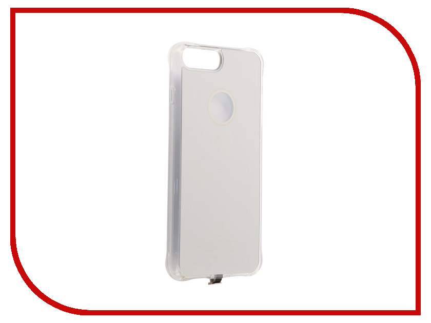 Аксессуар Чехол GZ Electronics для APPLE iPhone 6 Plus/6s Plus 7 Plus/7s Plus Silver GZ-ACI7+