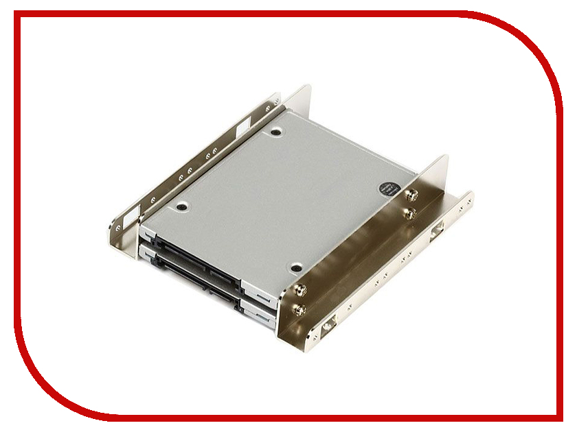 Аксессуар Крепление SmartBuy DT-112 для 2.5 SSD/HDD в отсек 3.5 Metal