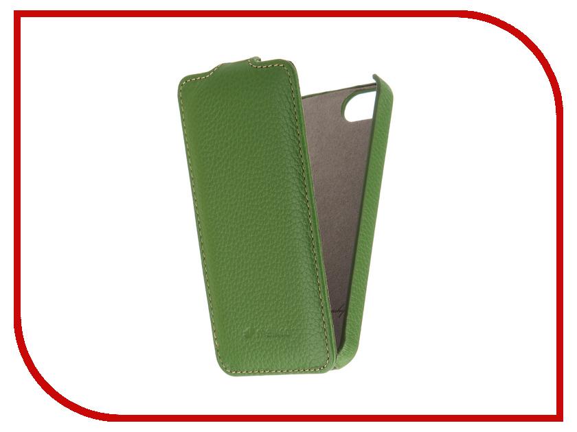 купить Аксессуар Чехол Melkco для APPLE iPhone 5S/SE Green 3029 недорого