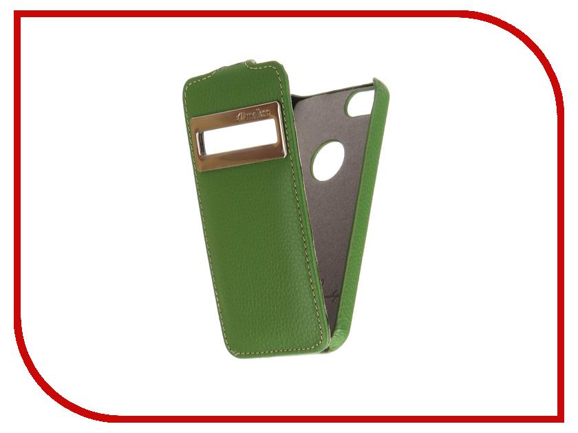 купить Аксессуар Чехол Melkco с окном для APPLE iPhone 5S/SE Green 3209 недорого