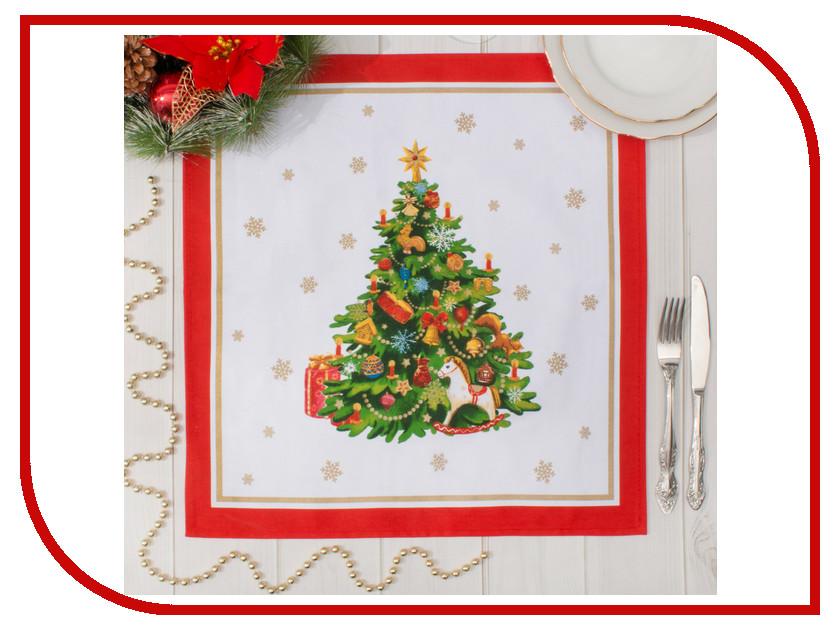 Этель Салфетка Новогодняя сказка 40x40cm 2670993 jumei 40x40cm diy a 39