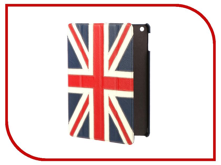 Аксессуар Чехол Melkco для APPLE iPad Pro 9.7 / Air CE Nations Britain 5184