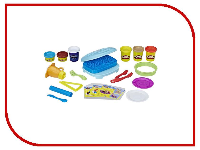 Игрушка Hasbro Play-Doh Набор Сладкий завтрак B9739 набор для лепки play doh сладкий завтрак 6 цветов b9739