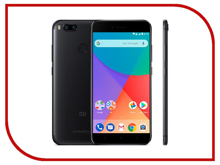 Сотовый телефон Xiaomi Mi A1 32Gb Black