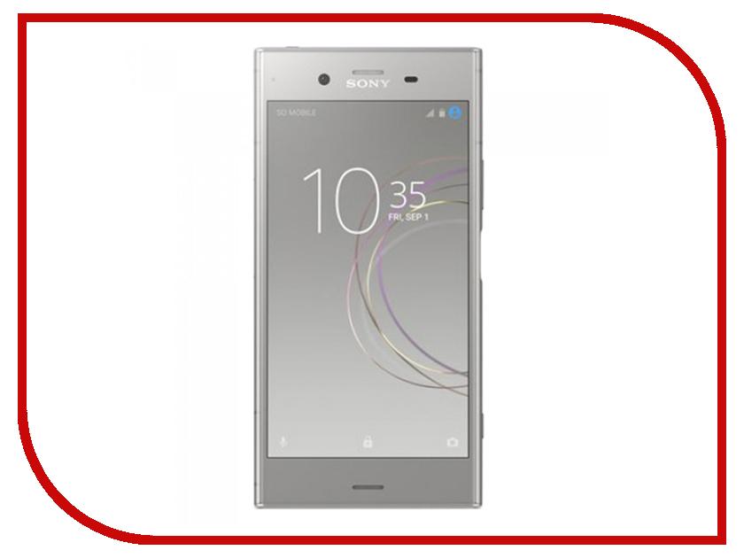 Сотовый телефон Sony G8342 Xperia XZ1 Silver сотовый