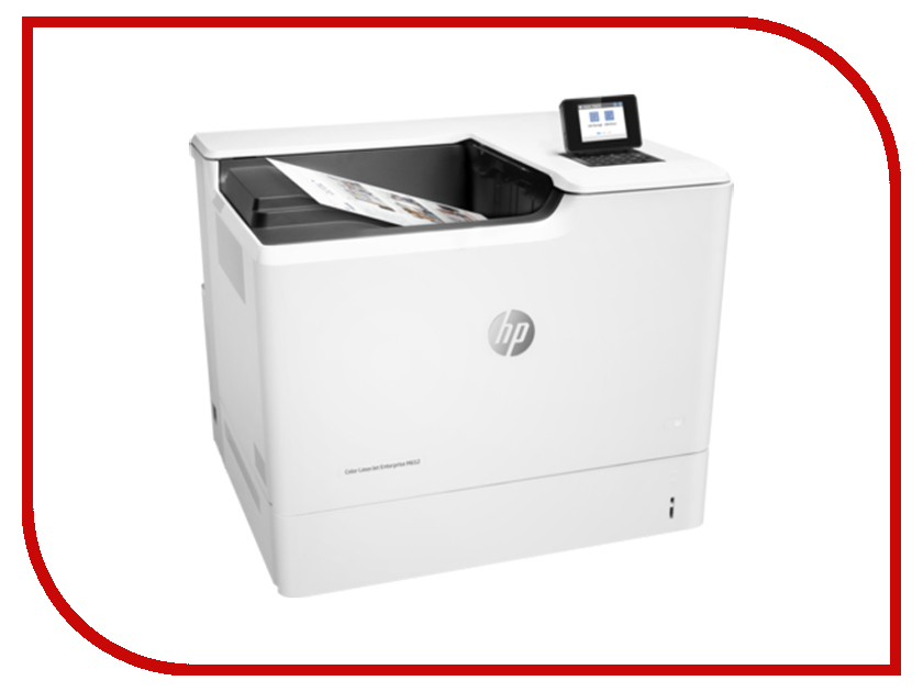 Принтер HP Color LaserJet Enterprise M652n J7Z98A hewlett packard hp color laserjet enterprise m750n d3l08a