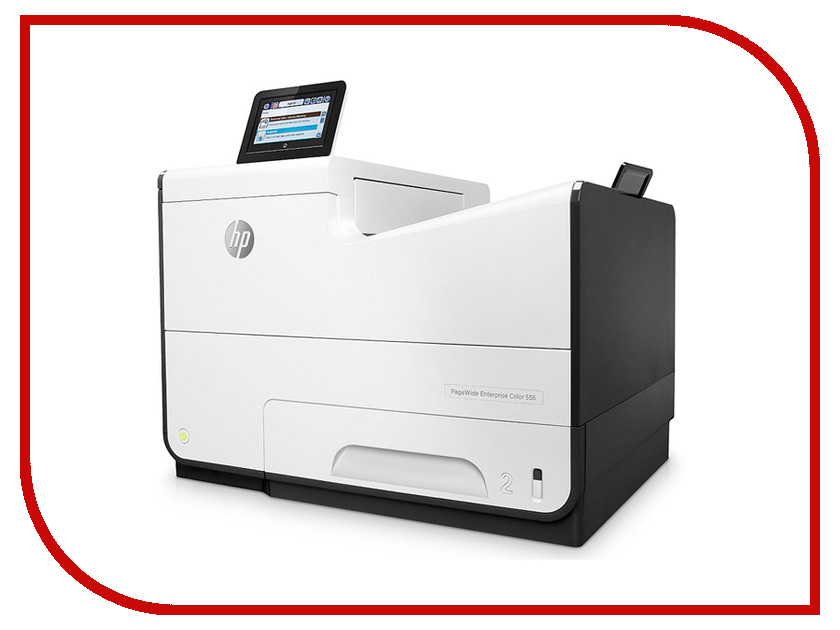Принтер HP PageWide Enterprise 556dn G1W46A