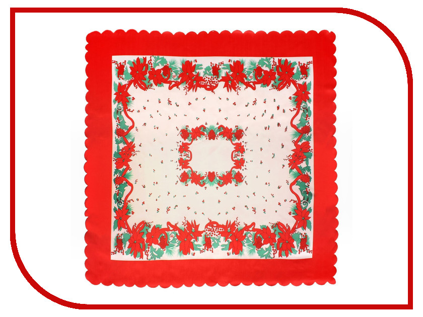 Collorista Скатерть Праздничный стол 80x80cm 1917449 праздничный атрибут