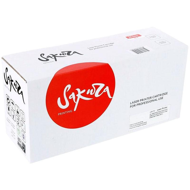 Картридж Sakura Black для HP LaserJet 1600/2600n/2605/2605dn/2605dtn/CM1015MFP/CM1017MF/ Canon LBP5000 2500к цена