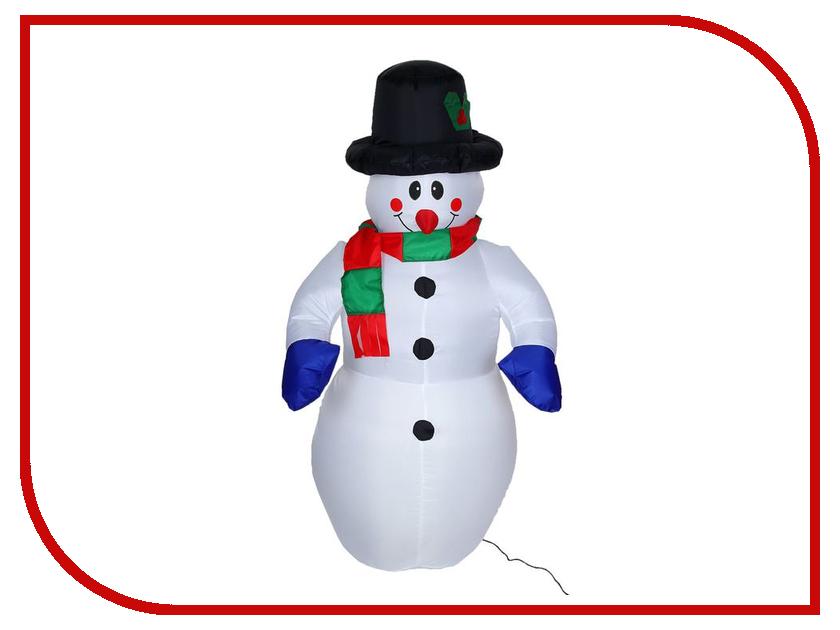 Игрушка СИМА-ЛЕНД Снеговик 1111385 кухонный набор сима ленд шеф повар хрюша 3505364