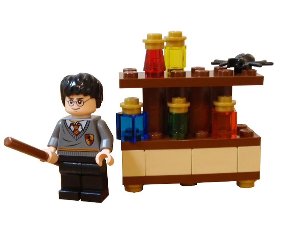 Конструктор Lego Harry Potter Зельеварение 30111