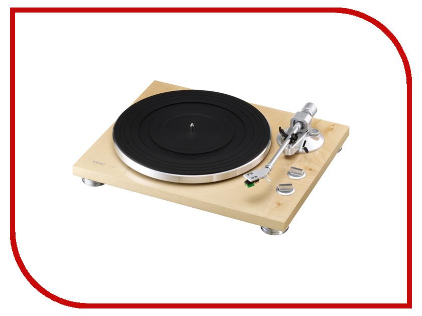 Проигрыватель виниловых дисков TEAC TN-300 Natural Ash teac ax 501