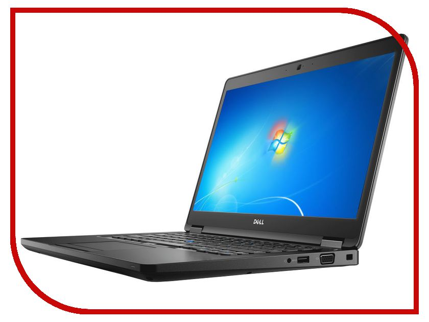 Ноутбук Dell Latitude 5480 5480-7850 (Intel Core i5-6440HQ 2.6 GHz/8192Mb/512Gb SSD/No ODD/Intel HD Graphics/LTE/Wi-Fi/Cam/14.0/1920x1080/Windows 7 64-bit) ноутбук dell latitude 5480 14 1920x1080 intel core i5 6200u 256 gb 8gb intel hd graphics 520 черный linux 5480 7829