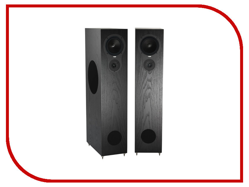 Колонки Rega RX5 Black Ash fostex th900 black наушники