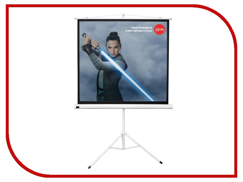 Экран Sakura Cinema 220x220cm TriScreen White SCPST-220x220 philips cinema 219 gold