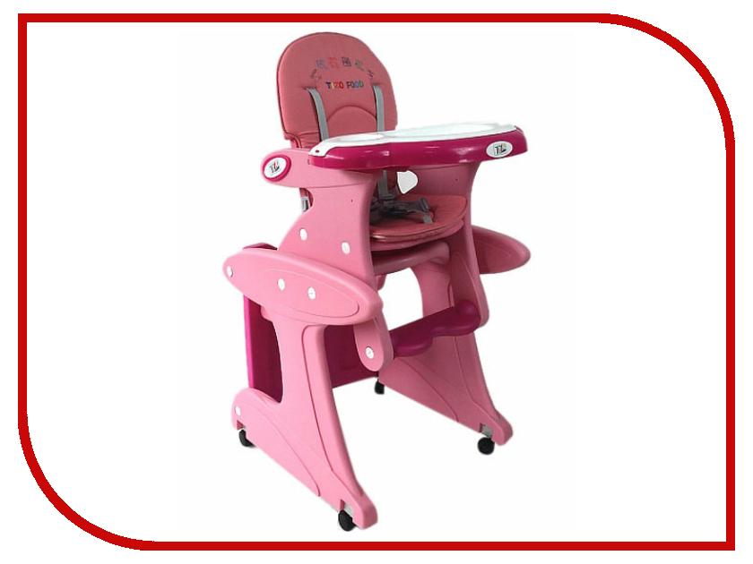 Стул Everflo Tizo HC-123 Pink 123 доставка