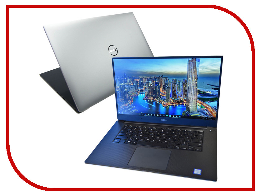 Ноутбук Dell XPS 15 9560-0049 (Intel Core i7-7700HQ 2.8 GHz/16384Mb/512Gb SSD/nVidia GeForce GTX 1050 4096Mb/Wi-Fi/Cam/15.6/1920x1080/Windows 10 64-bit) ультрабук dell xps 15 15 6 3840x2160 intel core i7 7700hq 9560 8968