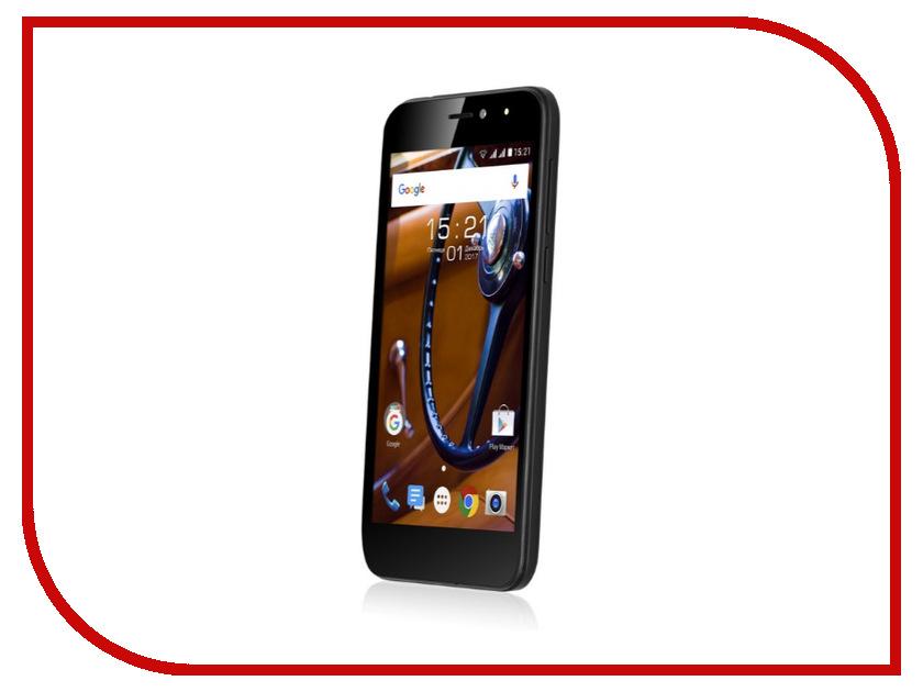 Фото Сотовый телефон Fly FS526 Power Plus 2 LTE Black