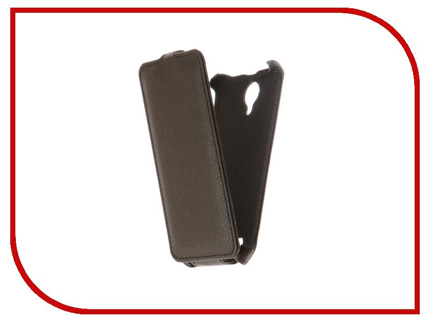 где купить Аксессуар Чехол Micromax Q415 Zibelino Classico Black ZCL-MCR-Q415-BLK дешево