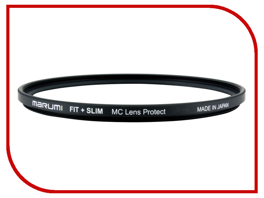 Zakazat.ru: Светофильтр Marumi FIT+SLIM MC Lens Protect 40.5mm