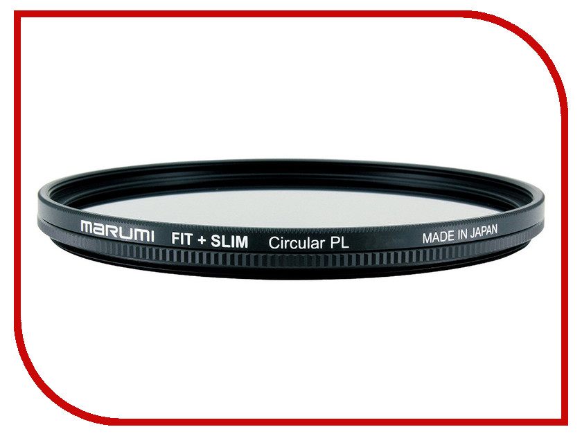 Zakazat.ru: Светофильтр Marumi FIT+SLIM Circular PL 40.5mm