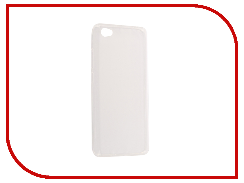 Аксессуар Чехол Xiaomi Redmi Note 5A 16Gb Zibelino Ultra Thin Case White ZUTC-XMI-RDM-NOT5A16-WHT аксессуар чехол xiaomi redmi note 5a 16gb zibelino classico purple zcl xia not5a16 pur
