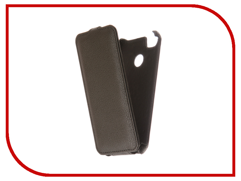 Аксессуар Чехол для ZTE Blade A6 Zibelino Classico Black ZCL-ZTE-A6-BLK смартфон zte blade a6 черный bladea6black