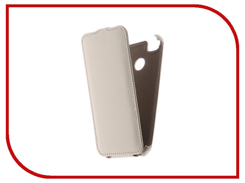 Аксессуар Чехол ZTE Blade A6 Zibelino Classico White ZCL-ZTE-A6-WHT, цена и фото