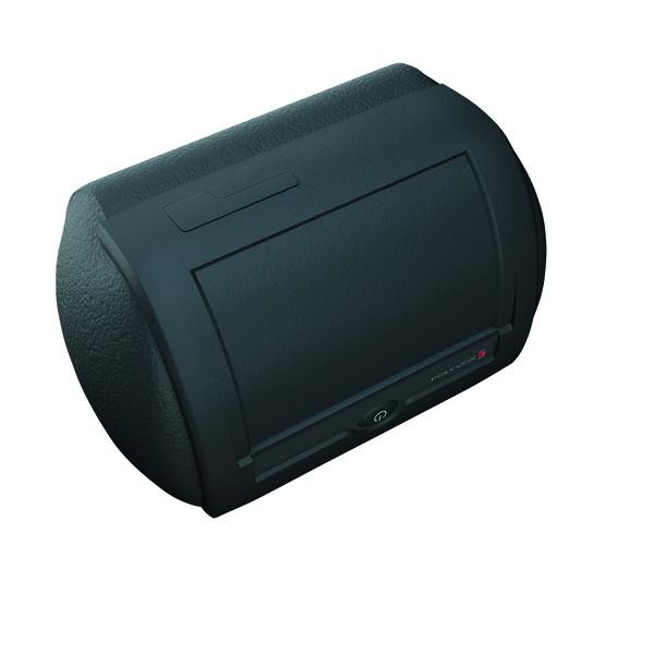 Монитор в авто Polyvox PAC-10A Black цена 2017