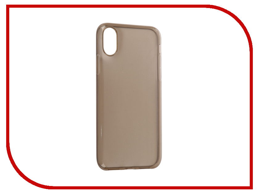 Аксессуар Чехол Zibelino Ultra Thin Case для APPLE iPhone X Black ZUTC-APL-X-BLK аксессуар чехол huawei nova zibelino ultra thin case black zutc hua nova blk