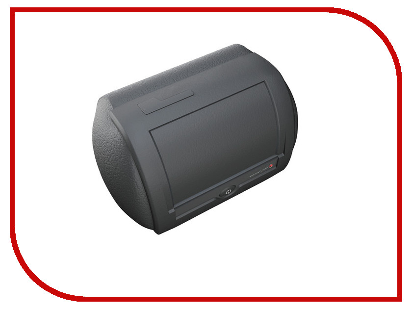 Монитор в авто Polyvox PAV-D10B Grey монитор в авто acv avm 1716 grey